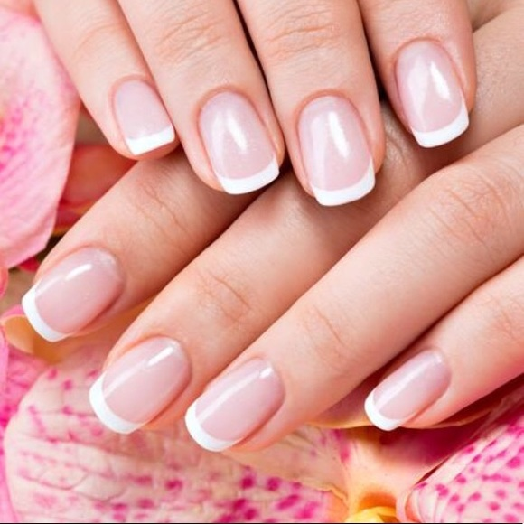 Color Street Makeup City Of Love French Manicure Nail